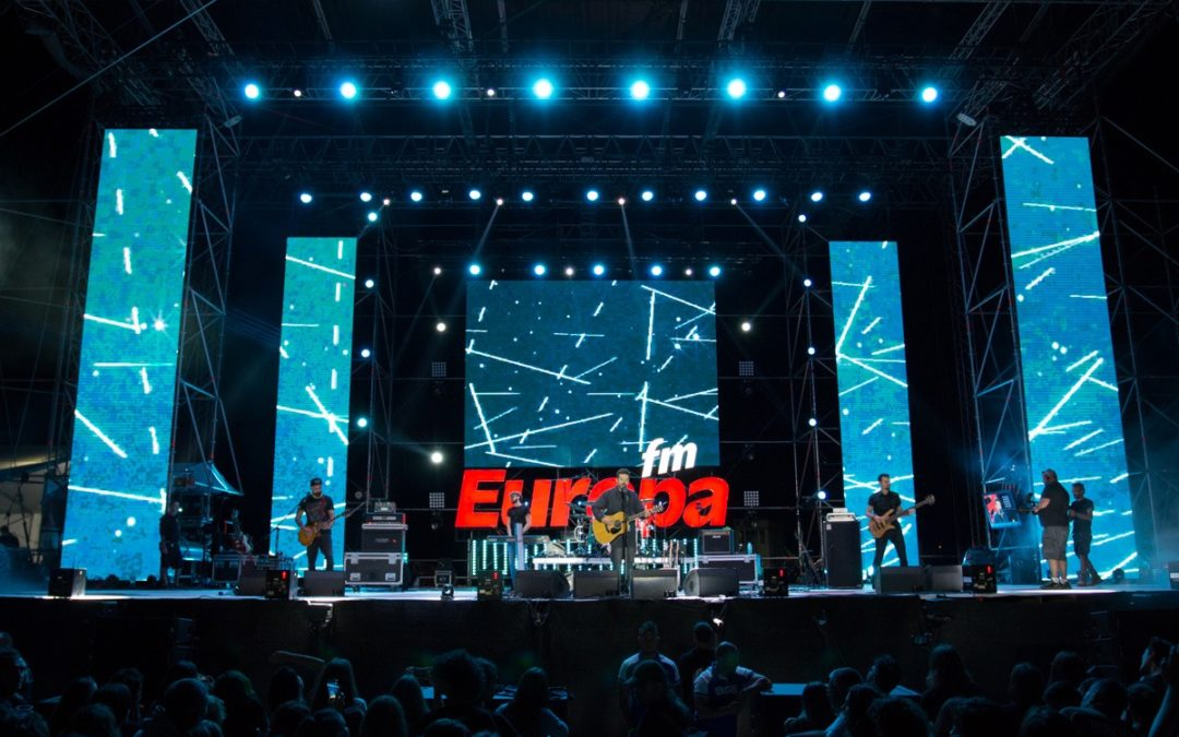 ROCK NIGHT la Europa FM Live pe Plaja